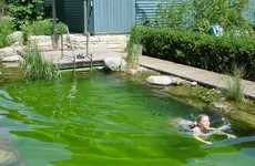Personal Swimming Ponds