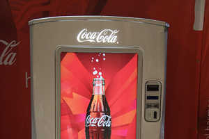 Sapient Interactive 'uVend' Interactive Coke Machine Hits North America