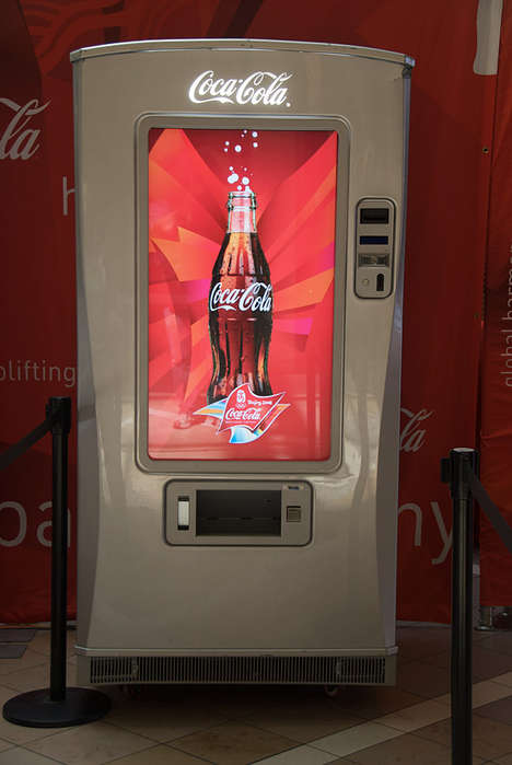 HD Vending Machines