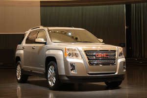 The 2010 GMC Terrain Delivers on Convenience, Comfort & Value