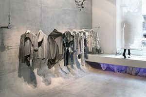 The Fashion Studio in Belgrade for Tamara Radivojevic