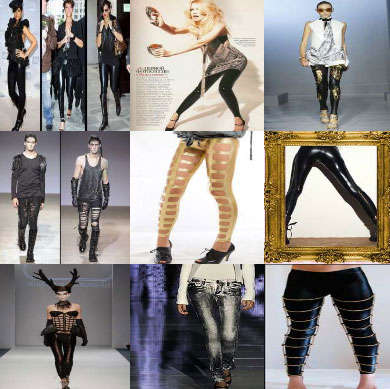 47 Innovative Leggings