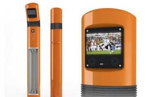 Poseidon Keeps You Toasty, Informed and Plugged in Outside