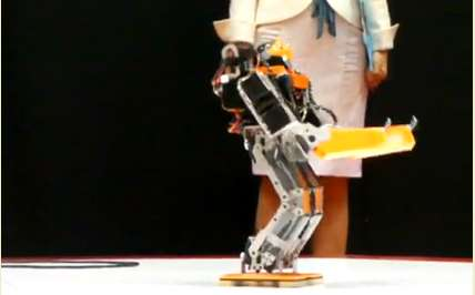 Robot Dance Battles