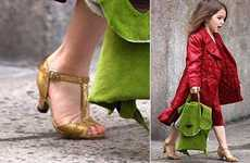 Toddlers in Heels