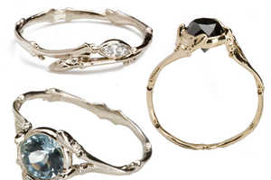 New York's Bittersweet Jewelry Creates One-of-a-Kind Engagement Rings