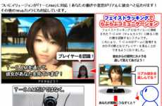3D Virtual Dating - 'Real Girlfriend' by Crazy Japan Comes to Life with 3D Glasses