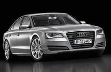 Audacious Luxury Vehicles - The 2011 Audi A8 Belongs In Every Man's Fantasy