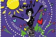 French Fashion Stamps
