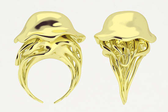 Jellyfish Rings