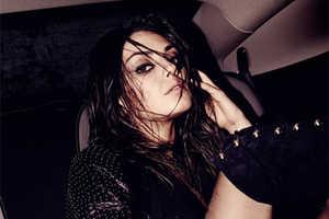 The Mila Kunis BlackBook December 2010 Editorial