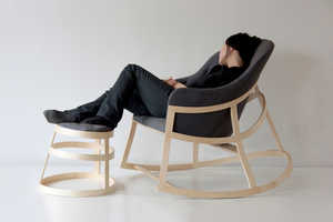 The Graceful Dancing Chair by Constance Guisset