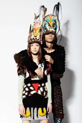 Totem Pole Fashion