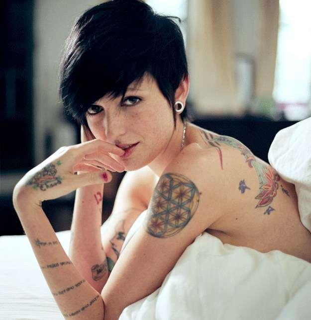 Bed Head Tattoo Shoots