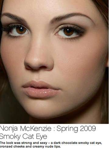 model makeup. Perfect Model Makeup - The