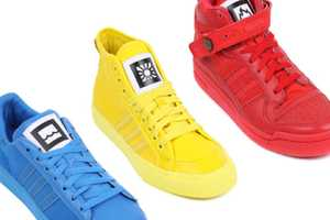 Adidas Originals Spring 2010 Element Pack is Colorfully Simple
