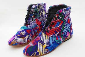 Osborn Design Studios' Shoes Get You on Your Feet in Fair-Trade Fashion