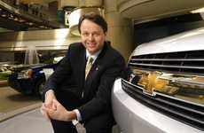 Recession-Era Rebranding - Brent Dewar, VP Chevrolet Global, Shakes Up Chevy's Image