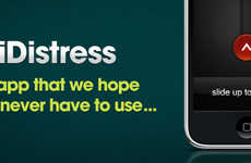 Life-Saving iPhone Apps - iDistress for iPhone Makes Getting Help More Efficient