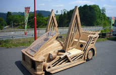 Lumber Lambo Look-a-Likes