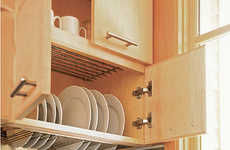 Chore-Saving Cupboards