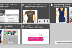 The Trendy Workshop Lets Users Design Clothes and Sell Them Online