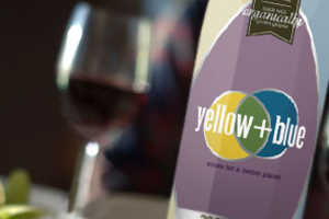 Sustainable, Organic Yellow+Blue Wines