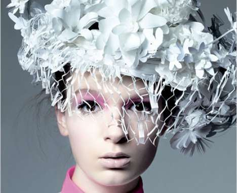58 Papercraft Fashions