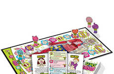 Grotesque Board Games