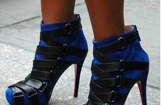 For the Fashionista With a Penchant for Heeled Boots