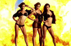 Epic Lingerie Ads - The Michael Bay Victoria's Secret Commercial is a Mini-Movie