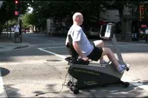 Street Legal Cardio Machinery Hits the Road