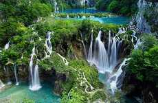 Plitvice National Park in Croatia is Amazing