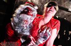 Bloody Kris Kringles - Nasty Santa Claus Gets Freaky With His Guests
