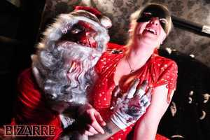 Nasty Santa Claus Gets Freaky With His Guests