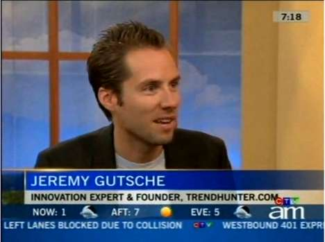Canada AM: Jeremy Gutsche Discussing Potentialists