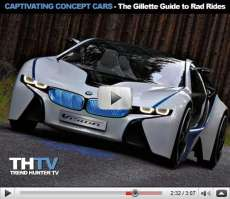Captivating Concept Cars – The Gillette Guide to Rad Rides