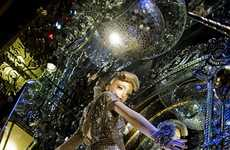 Wonderland Storefronts - 2009 Bergdorf Goodman Holiday Windows Inspired by Lewis Carroll