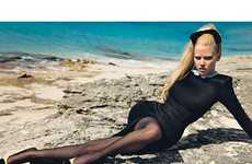 18 Lara Stone Features