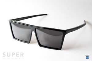 Super 'W' Sunglasses Emphasize Geometric Eyewear Shift