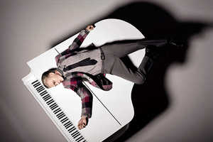 Gerhard Freidl Mixes Music and Fashion for Mixte Magazine