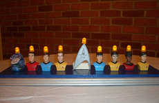 The Star Trek Menorah is the Reason for the Galactic Season
