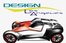 Futuristic 'Youthmobiles'