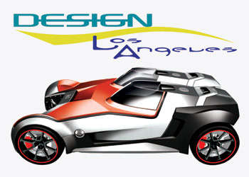 Futuristic 'Youthmobiles' - The 2009 Los Angeles Auto Show Design Challenge Imagines Cars of 2030