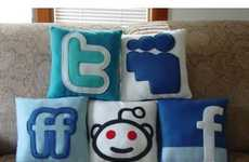 35 Gifts for Social Media Addicts - From Custom Twitter Books to Social Networking Pillows