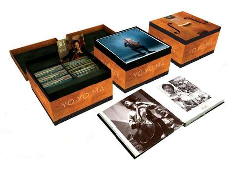 90-CD Music Compilations - 'Yo-Yo-Ma 30 Years Outside the Box' is the Ultimate Gift