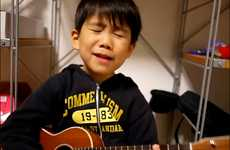 Ukulele Rendition of 'I'm Yours' by Cutest Kid Ever Takes YouTube by Storm