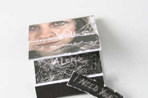 'Amnesty Matchbook' by Jonathan Wong Gives Domestic Violence a Voice