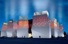 Cubic Fairytale Architecture
