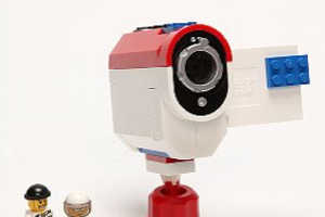 The LEGO Stop Action Video Camera for the Kid in You